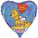 Balón Scooby Doo