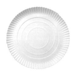 Papierový tanier hlboký (PAP) 26cm (50ks)