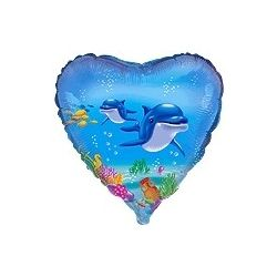 Balón Delfíny