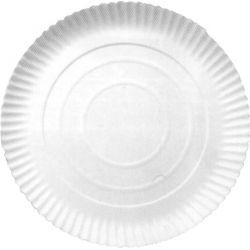 Papierový tanier hlboký (PAP) 34cm (50ks)