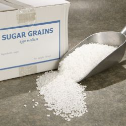 Hrubozrnný cukor