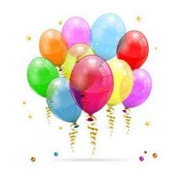Balóny pastelové 23 cm