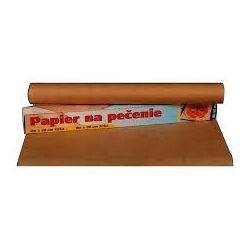 Papier na pečenie v rolke hnedý (PAP) 38x8m (1ks)