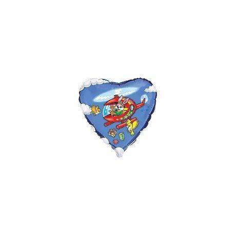 Balón Zajac - letec