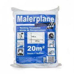 Zakrývacia fólia (LDPE) 4x5m, 30μm