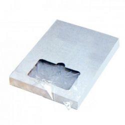Prírez transparentný (PP) 24x36cm (1/8) 2000ks