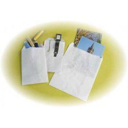 Lekárske papierové vrecko biele (PAP) 8x11cm (4000ks)