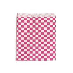 Papierové vrecko KARO (PAP) 14x19cm (500ks)