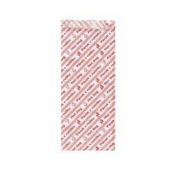 Vrecko na párok v rožku (PAP) 9+2,5x20cm (300ks)