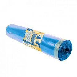 Vrece na odpadky zaťahovacie 120l (LDPE) 70x100cm (25ks)