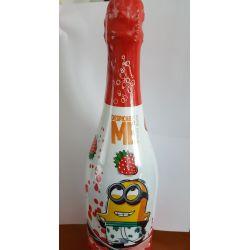 Detské šampanské Mimoň jahodové 0,75 l