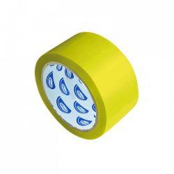 Lepiaca páska žltá (PP/ACRYL) 66m x 48mm
