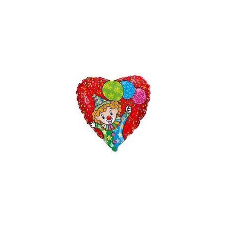 Balón Šašo s balónmi