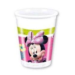Minnie poháriky, 200 ml, 8 ks