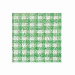 Obrúsky KARO zelené (PAP-100% celulóza) 33x33cm (100ks)