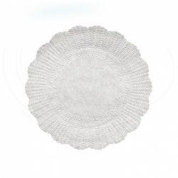 Rozetka biela (PAP) 21cm (500ks)