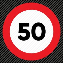 Tabuľa 50. narodeniny