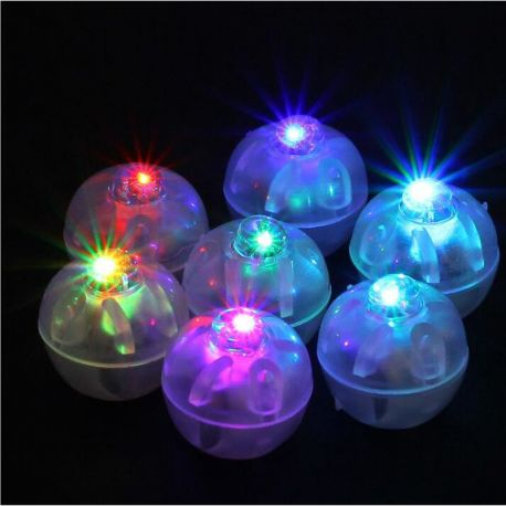 Led svetlo do balónov