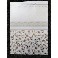 Darčeková taška na svadbu 23x32x11 cm