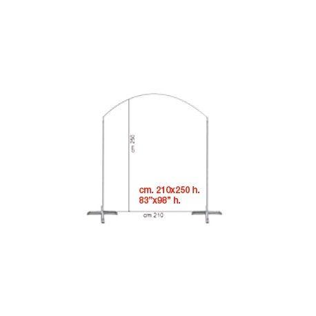 Konštrukcia na výzdobu v tvare - Brána