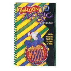 Kniha - návody na modelovanie z balónov 260Q pre pokročilých