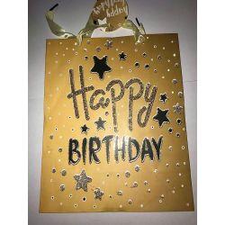 Darčeková taška - Happy Birthday