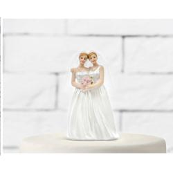 Figúrka na tortu nevesty
