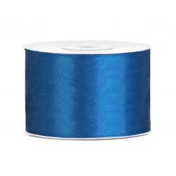 Saténova stuha 50mm/25m - modrá