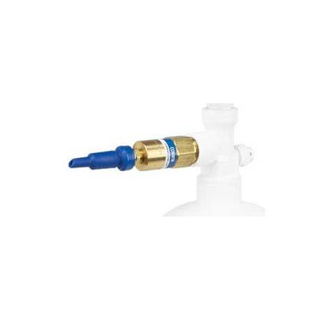 Základný ventil na tlakovú héliovú fľašu