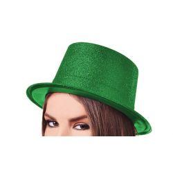 Párty klobúk - zelený