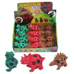 Stláčacia antistresová lopta - Dinosaurus