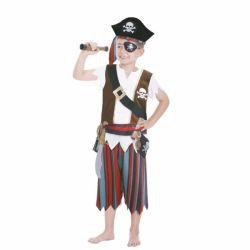 Detský kostým Pirát 3-6 rokov
