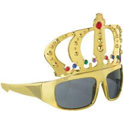 Okuliare Kráľ zlaté