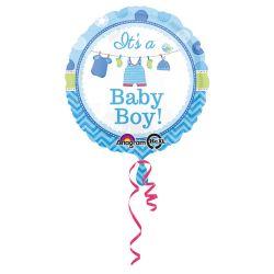 Fóliový balón It´s a Baby Boy