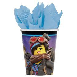 Poháre Lego Movie 2 - 8ks
