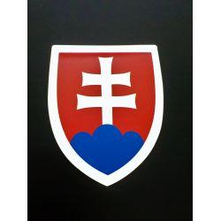 Nálepka - slovenský erb