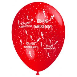 "Balón ""Krásne narodeniny"""