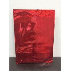 Darčeková taška lesklá - červená