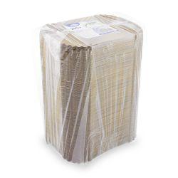 Papierové misky hnedé (PAP) 13 x 18 x 3cm