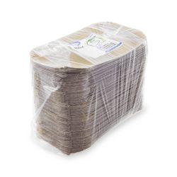 Papierové misky hnedé (PAP) 15 x 23 x 2cm