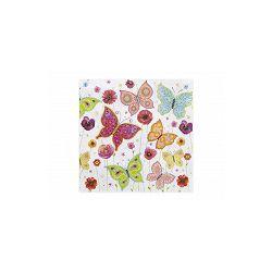 Servítky Motýle