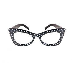 Okuliare s bodkami