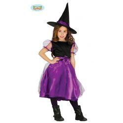 Fialová čarodejnica