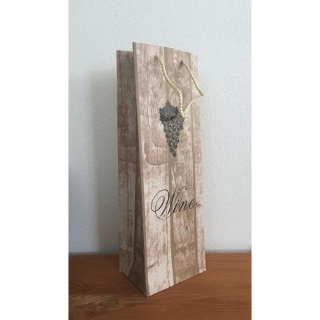 Darčeková taška na víno - Wine