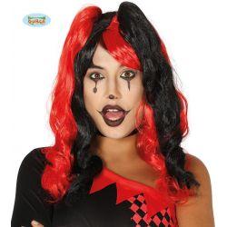 Čierno - červená parochňa