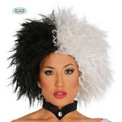 Čierno biela parochňa