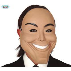 PVC maska zlodej s úsmevom