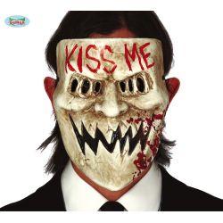"""PVC maska """"KISS ME"""""""