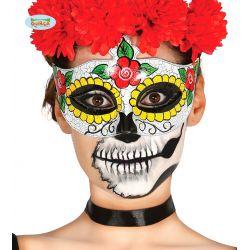 """Deň smrti"" maska"
