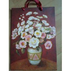 Darčeková taška - Poľné kvietky